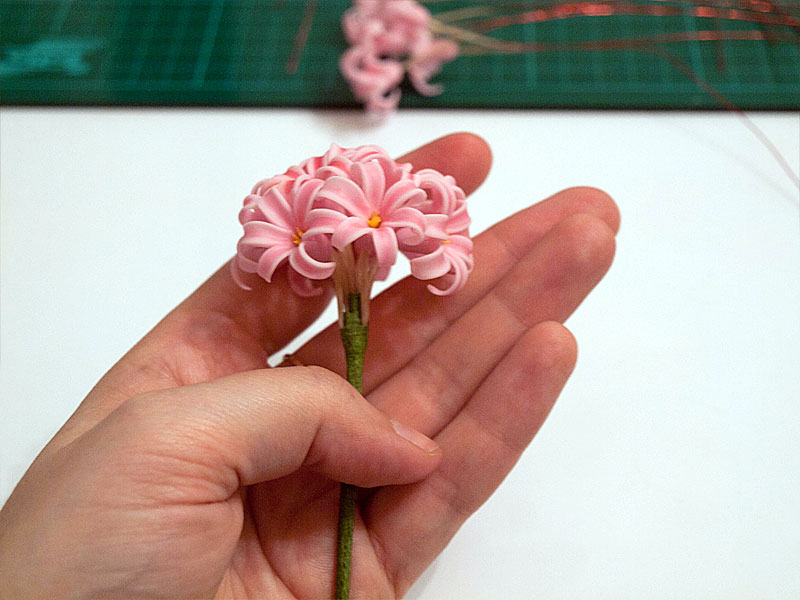 Цветы из полимерной глины — пошаговая инструкция для новичков по созданию украшений