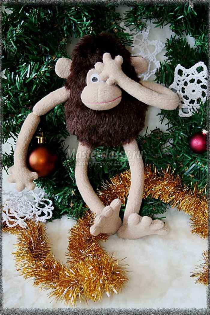Мк по обезьянке | страна мастеров