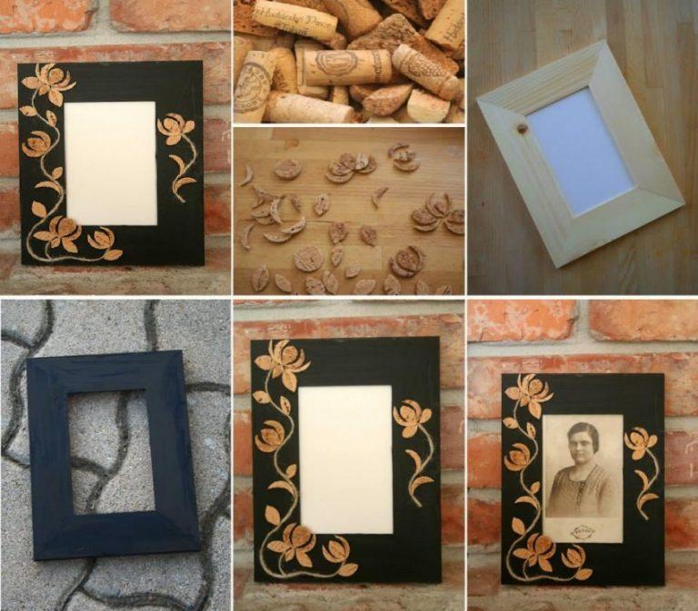 Купить? нет! пора сотворить практичную красоту своими руками: советы, как сделать рамку для картины