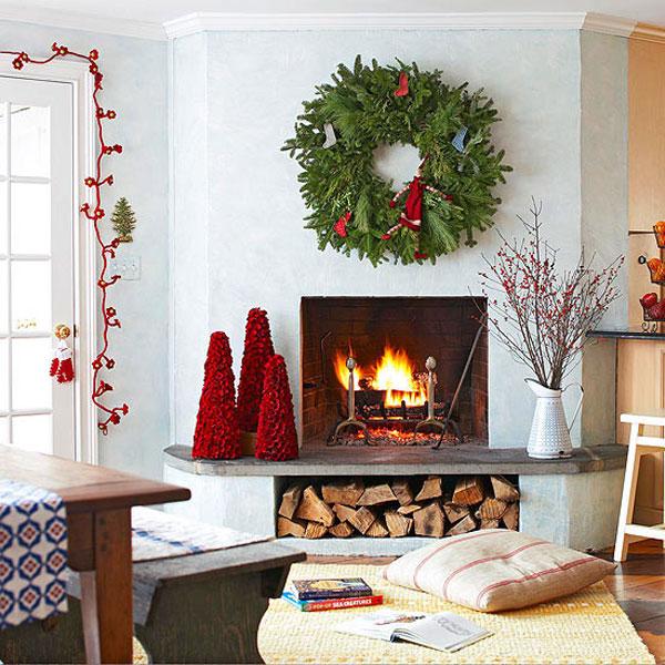 Как украсить квартиру на новый год 2021