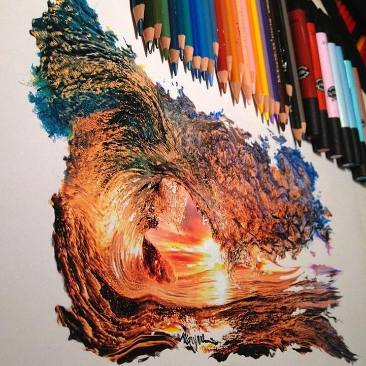 ✅ картина «подсолнухи» в технике ниткография - eco-podarki.ru