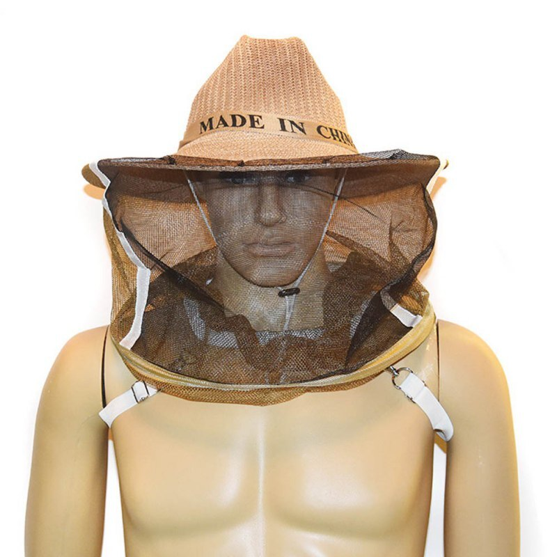 Шапка пчеловода - своими руками