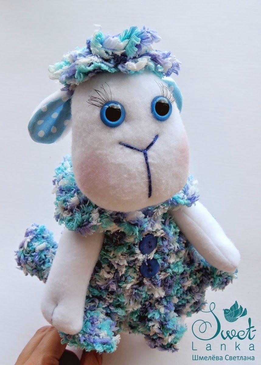Овечка из фетра. овечка из фетра своими руками: мастер-классы по изготовлению брелока, елочной игрушки и подушки в виде овечки. функциональный сувенир – брелок из овечки