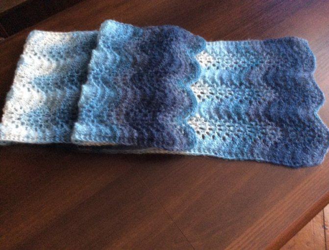 Узоры для вязания шарфа спицами 30 узоров для шарфа спицами