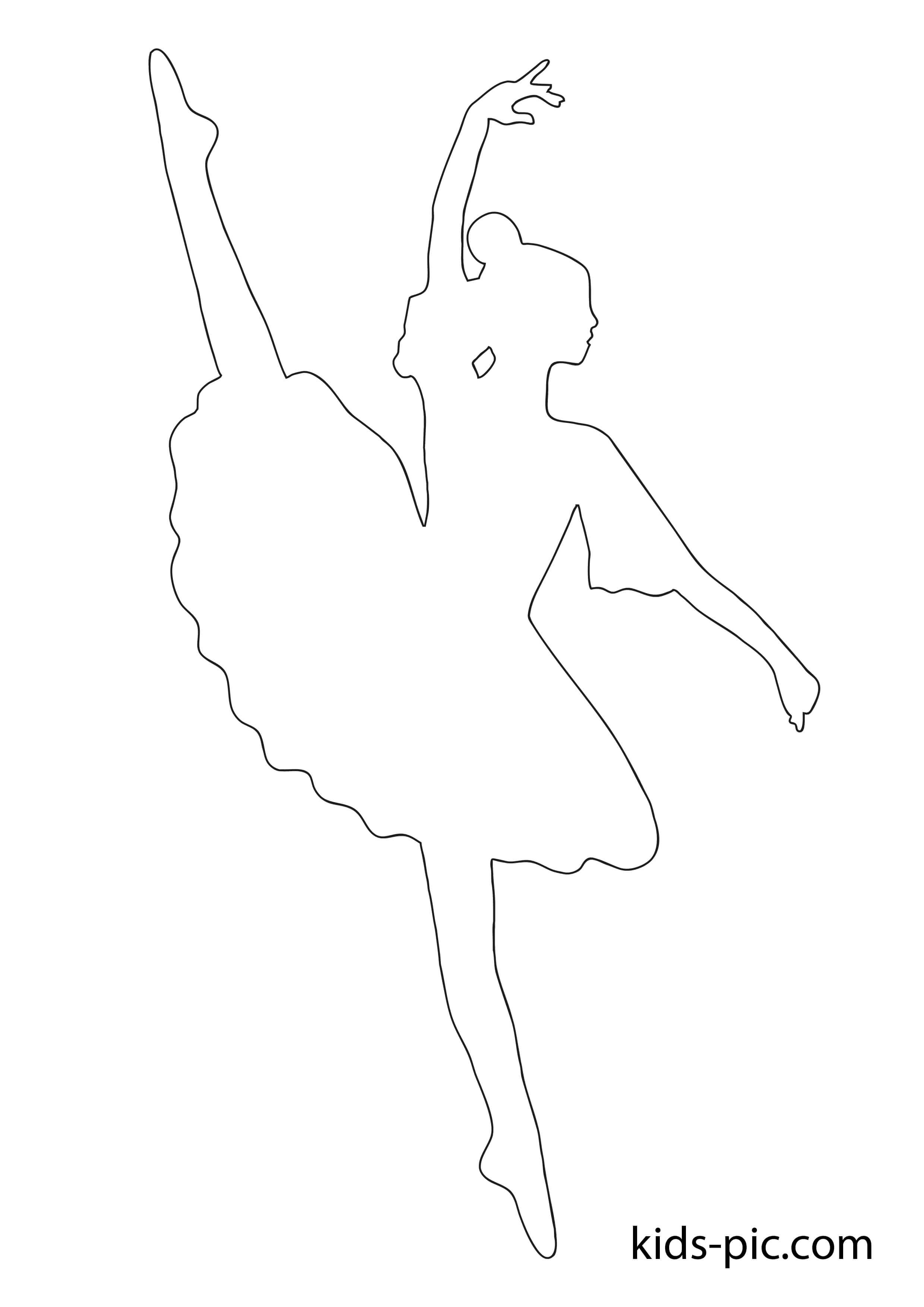 Как сделать балерину из бумаги или из проволоки и салфеток: мастер-класс