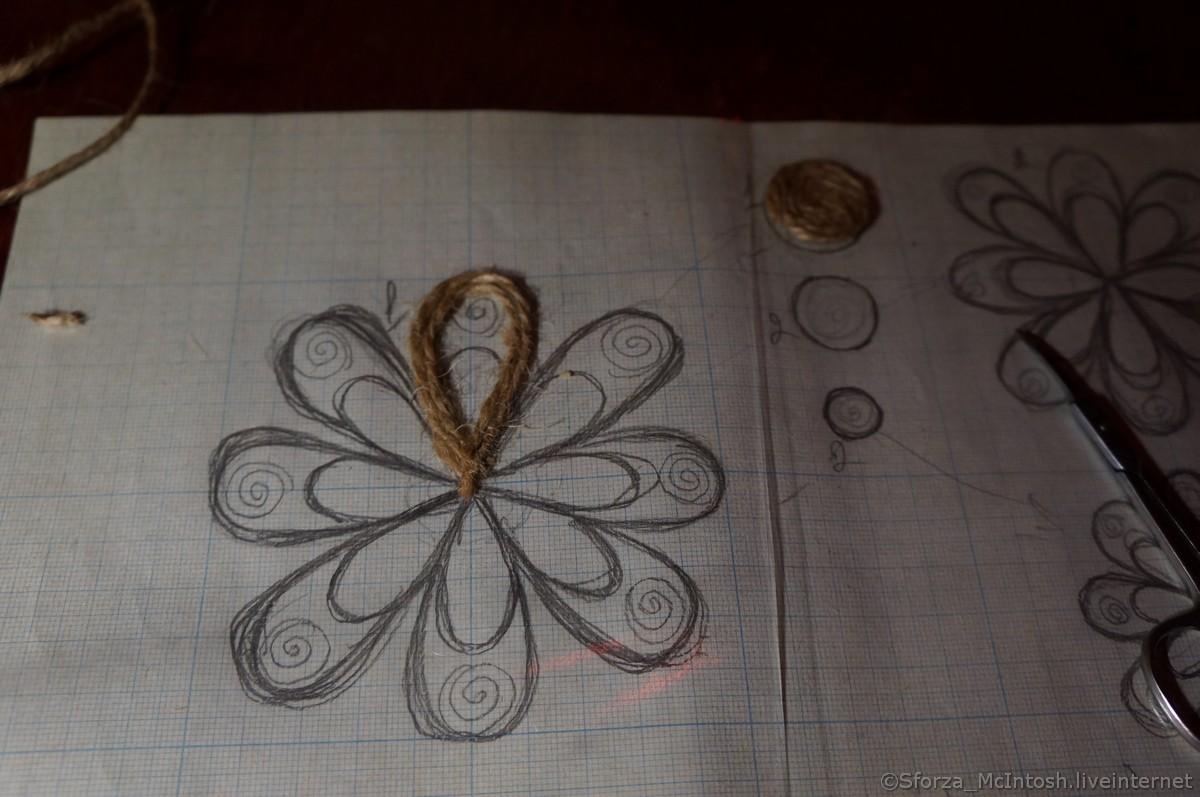 Поделки из шпагата — как сделать своими руками красивые и оригинальные поделки (85 фото)