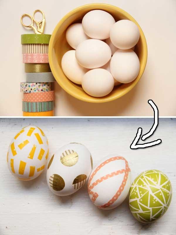 Пасхальное яйцо: 10 способов, 100 фото как сделать своими руками