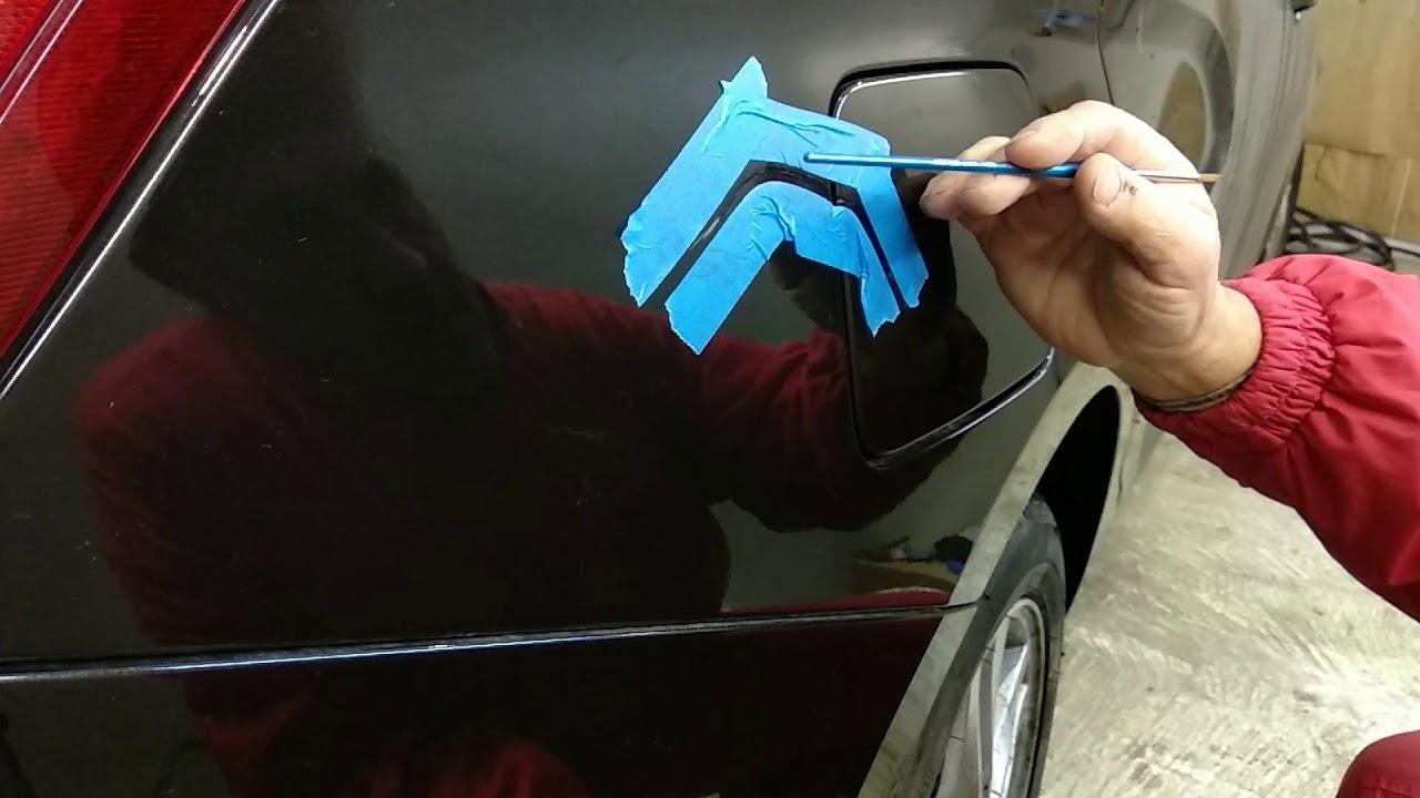 Полировка царапин автомобиля своими руками абразивными пастами