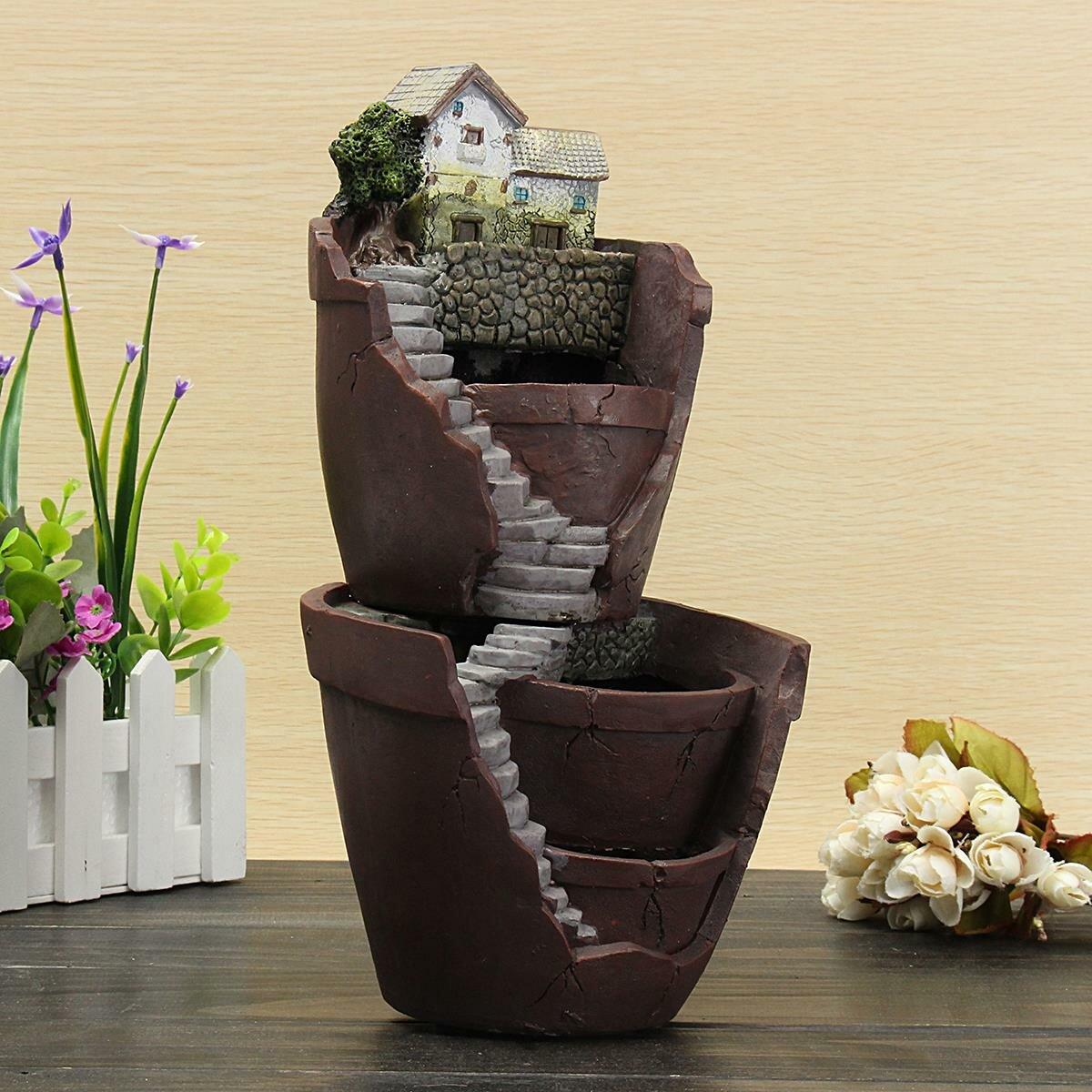 10 простых способов украшения цветочных горшков