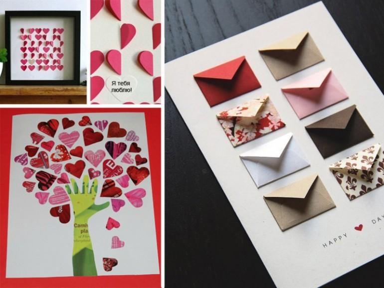Скрапбукинг. раскладные открытки «с любовью». мастер-класс
