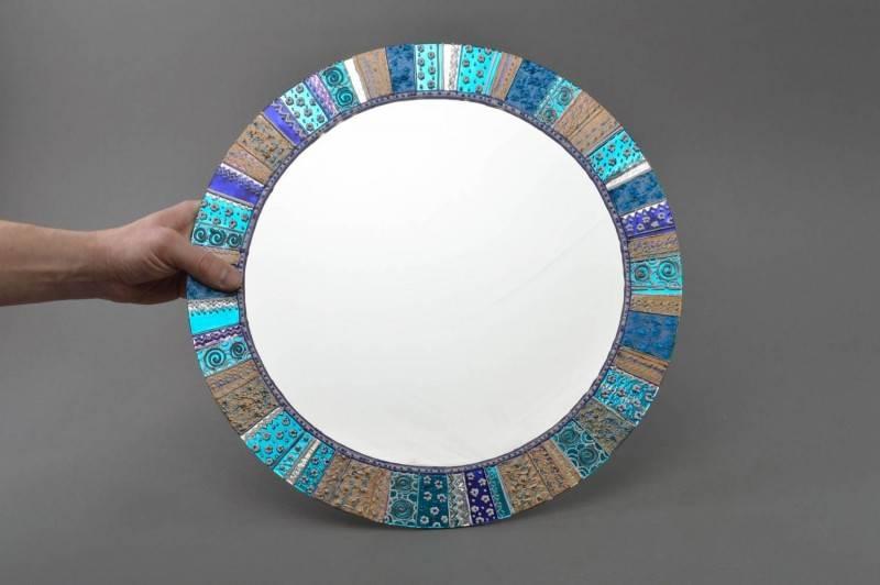 Вдыхаем жизнь в старое зеркало. как дать зеркалу новую жизнь? зеркало реставрация деревянной рамы в белый цвет