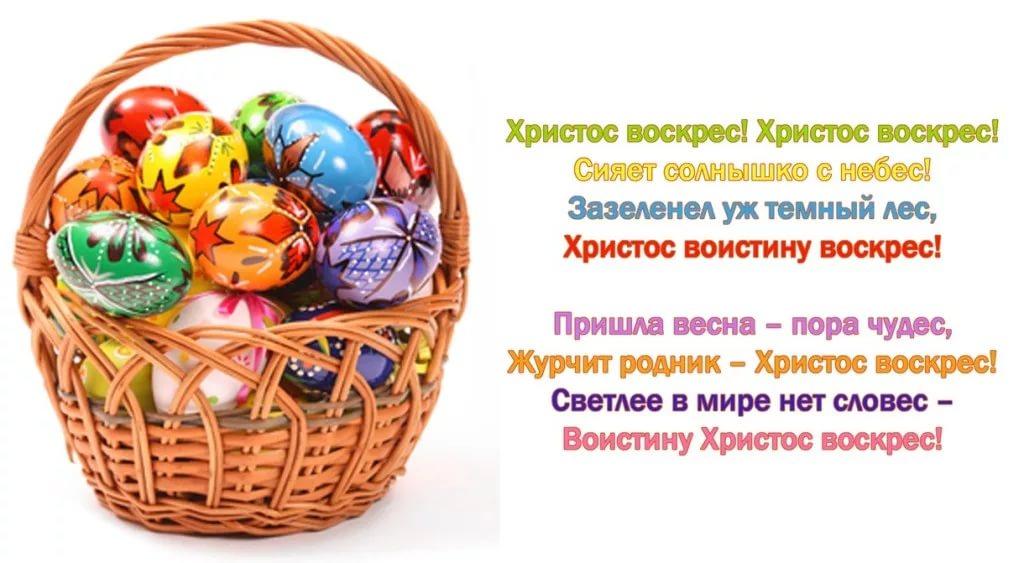 Стихи на пасху христианские и православные - читать все на стихи поэта.ру