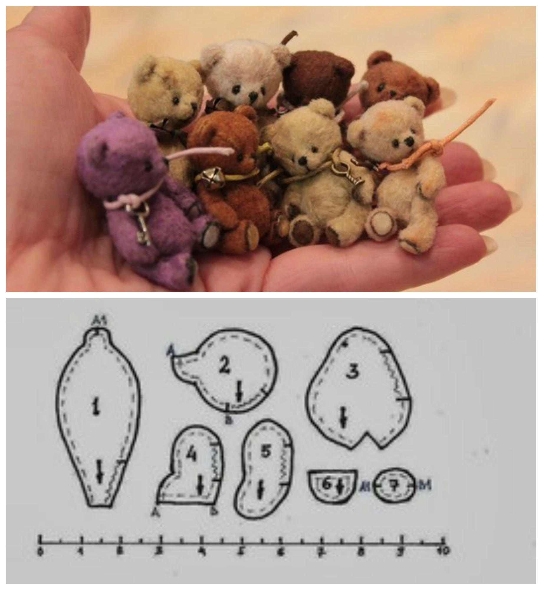 Как сделать мягкую игрушку своими руками. выкройка медведя тедди, тильда, мишка подушка. пошаговая инструкция, пошив, фото, видео уроки