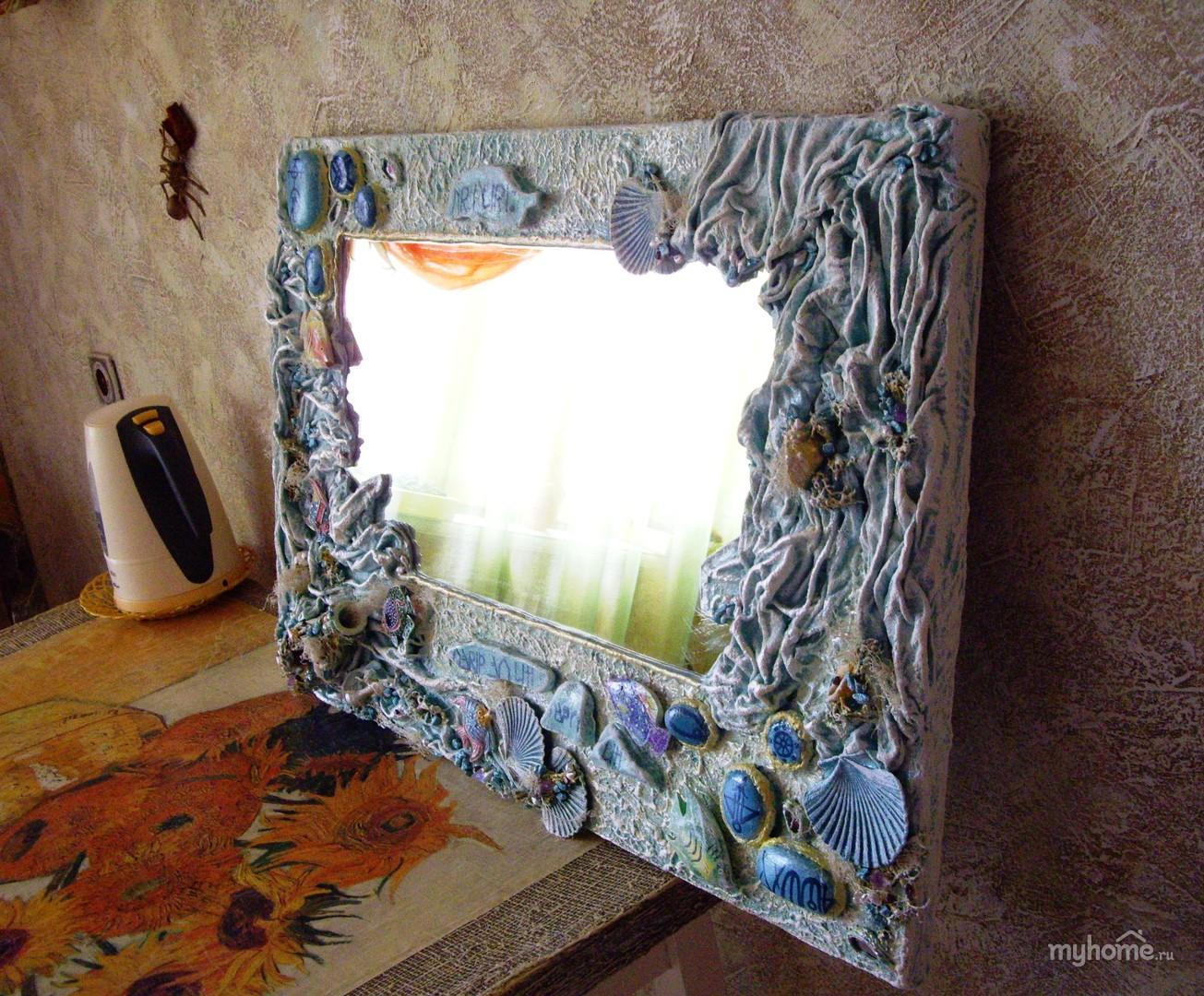 Можно ли восстановить зеркало. вдыхаем жизнь в старое зеркало. плюсы реставрации зеркала своими руками
