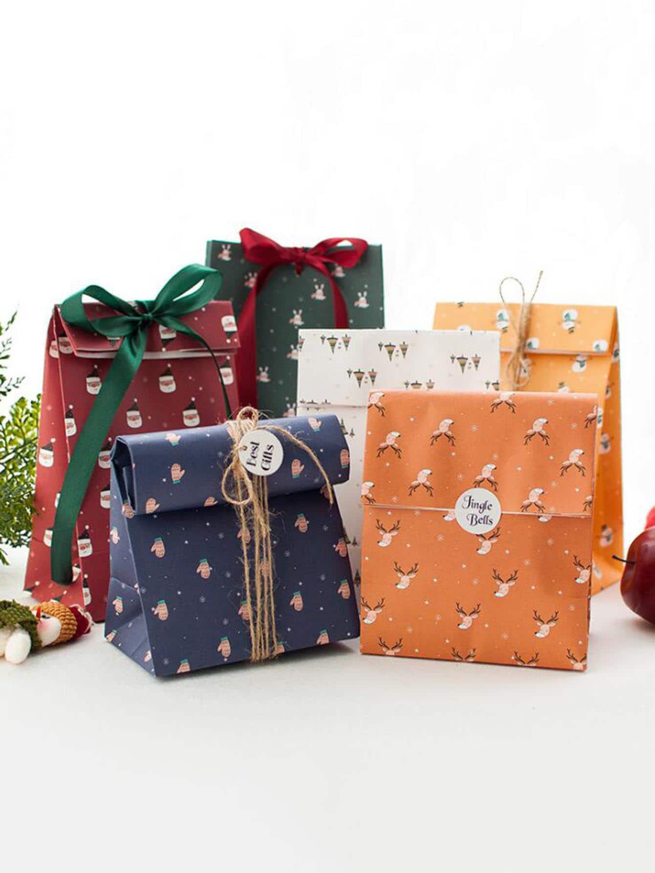 ? делаем своими руками очаровательные и такие нужные подарочные коробки на новый год