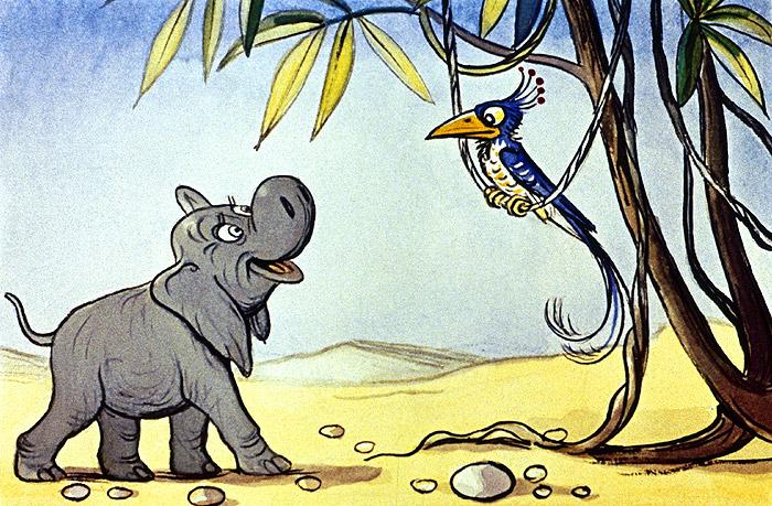 Слоненок — редьярд киплинг