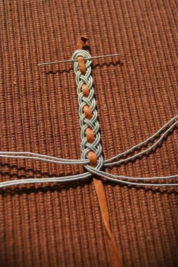 Макраме для начинающих схемы плетения браслетов и их разновидности