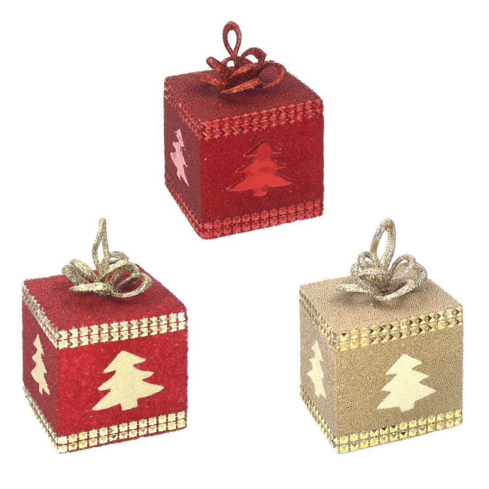 ? коробки своими руками на новый год: идеи, фото, процесс создания