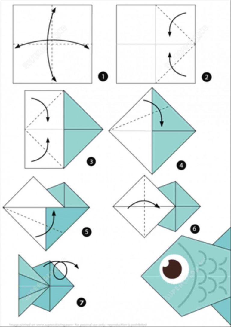 Поделка рыбка: 85 фото вариантов создания простых и сложных игрушек
