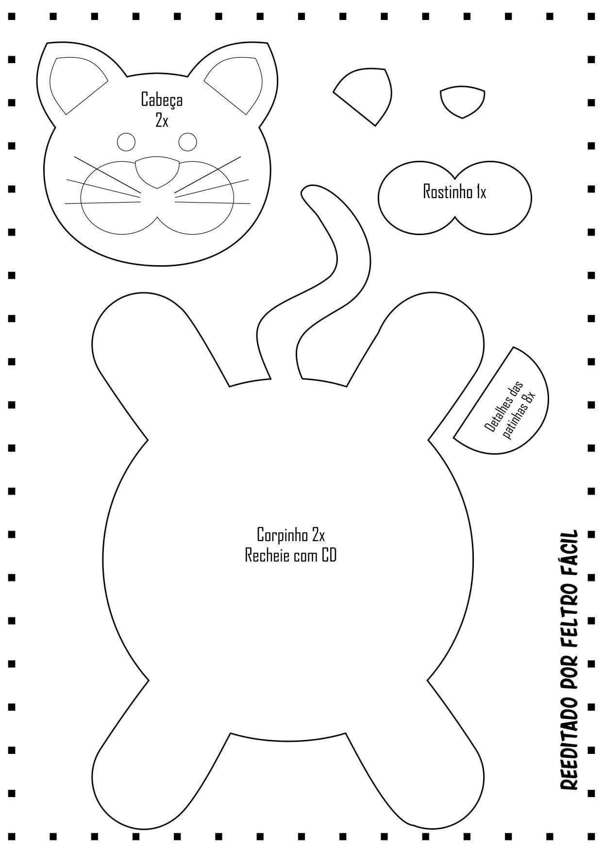 Поделка кошка: лучшие идеи создания поделок своими руками (95 фото)
