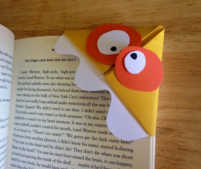 Топ 10 красивых закладок из бумаги, сделанных своими руками