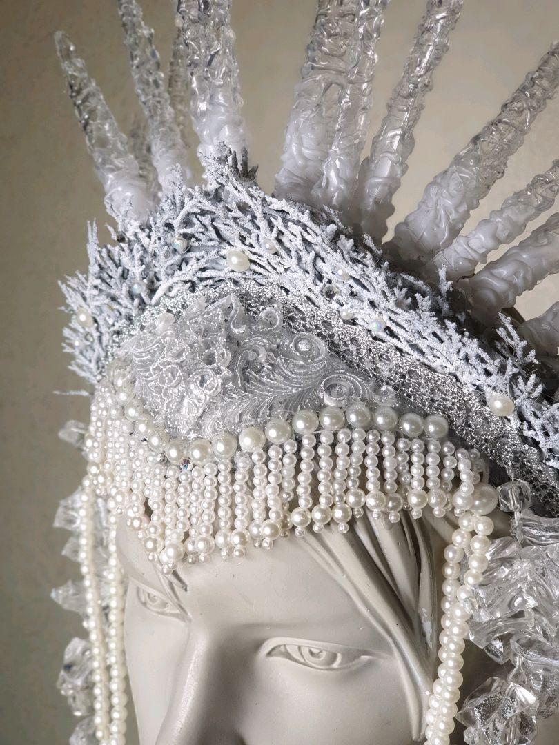 Корона снежной королевы своими руками на новый год: шаблоны, трафареты, пошаговые инструкции