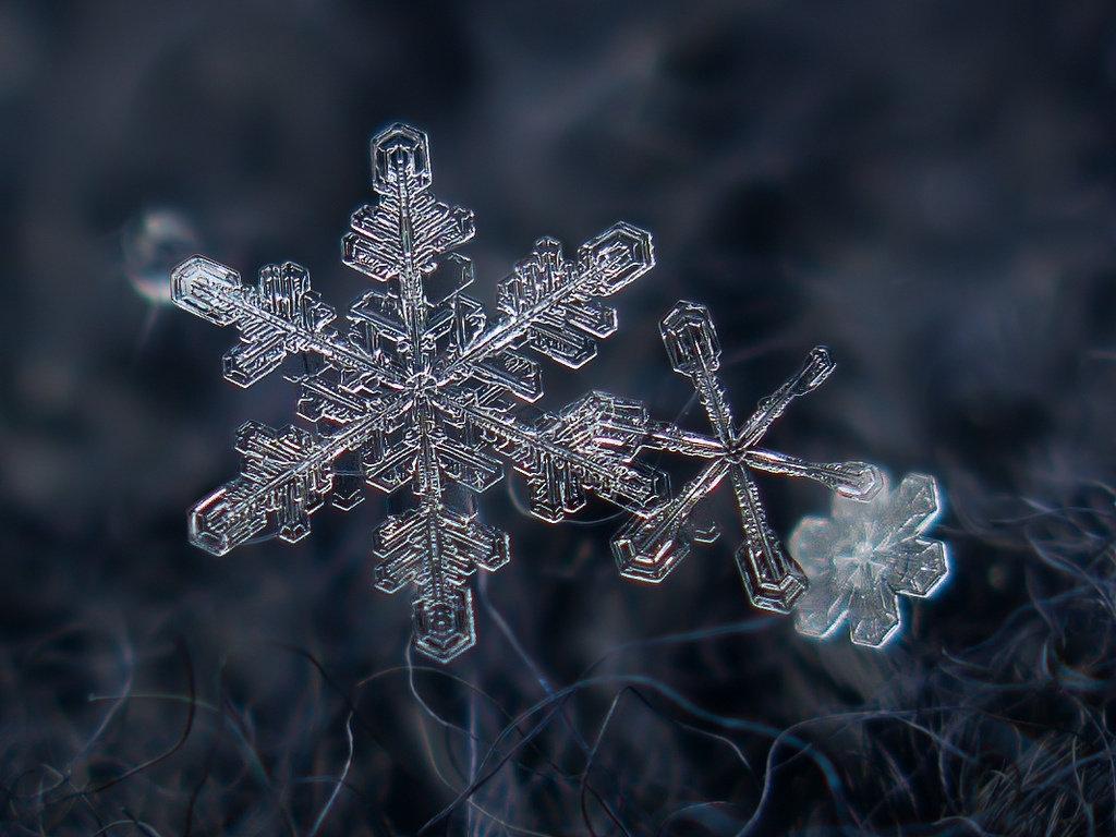 Значение символа снежинки