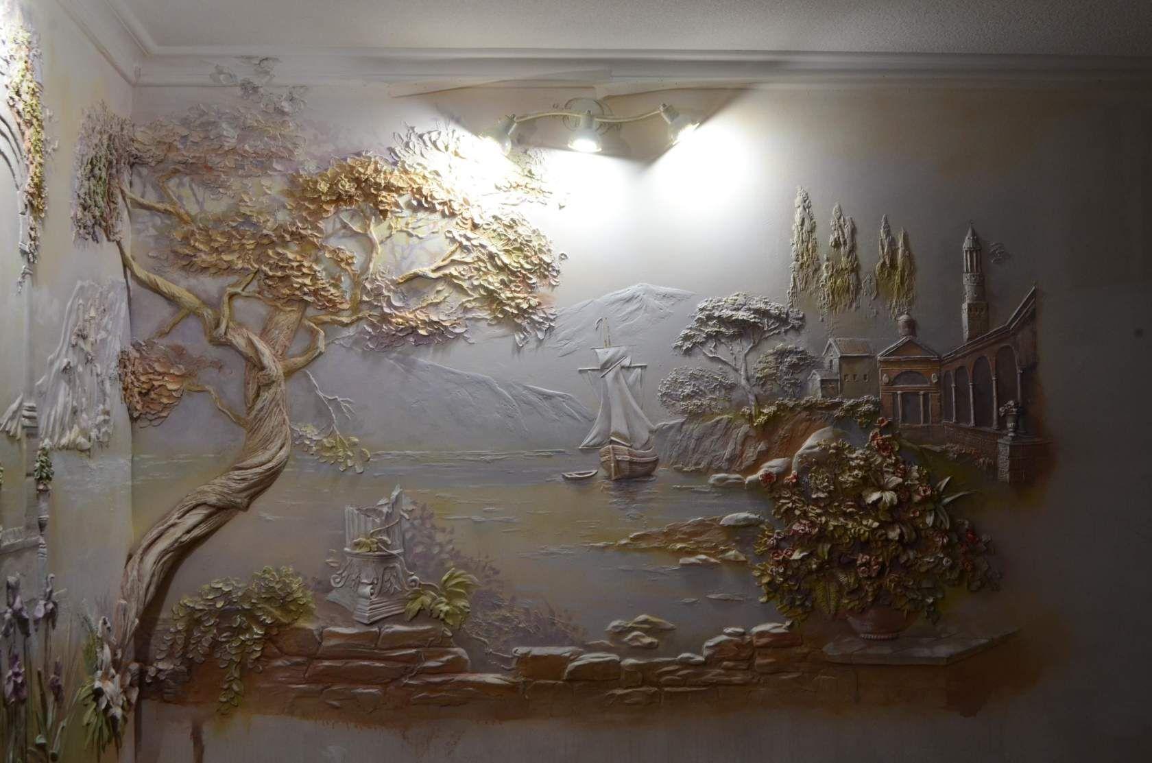 Картины своими руками | мастер-класс создания современных украшений для интерьера (105 фото)