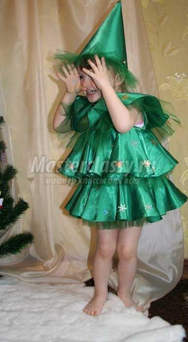 Новогодний костюм для дочери...  елочка!!! - страна мам