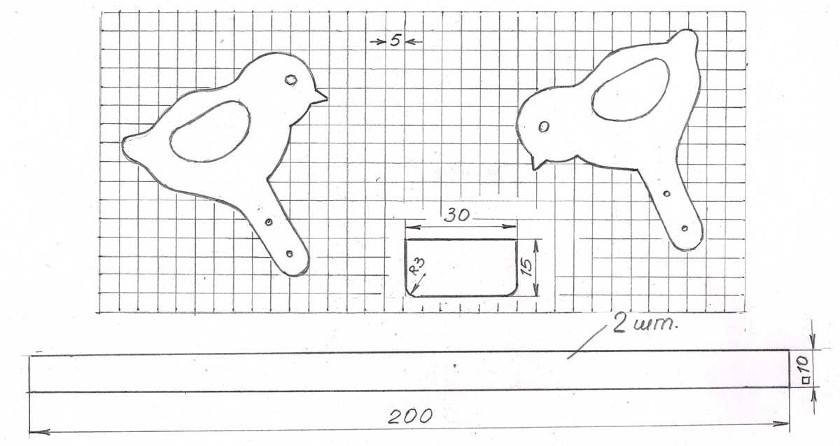 Мастер-класс по изготовлению богородской игрушки «цыплята» для патриотического уголка