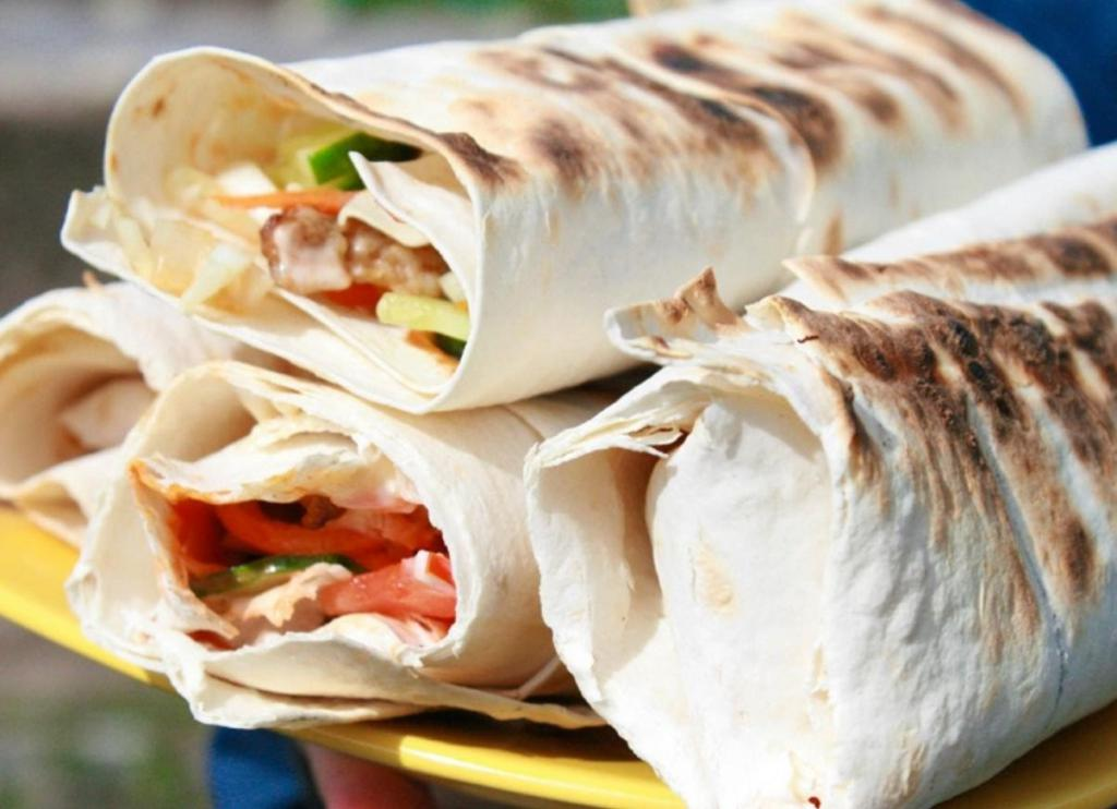 Шаурма по-домашнему – кулинарный рецепт
