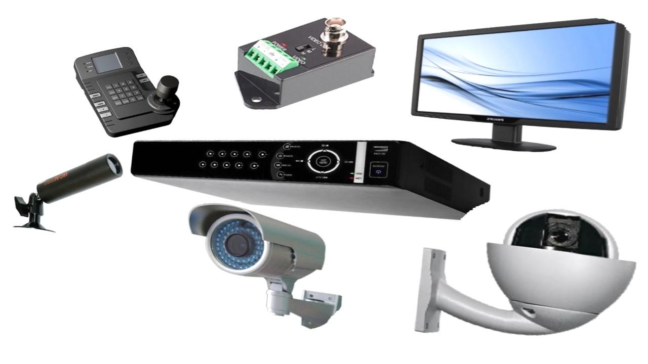 Принцип работы систем видеонаблюдения