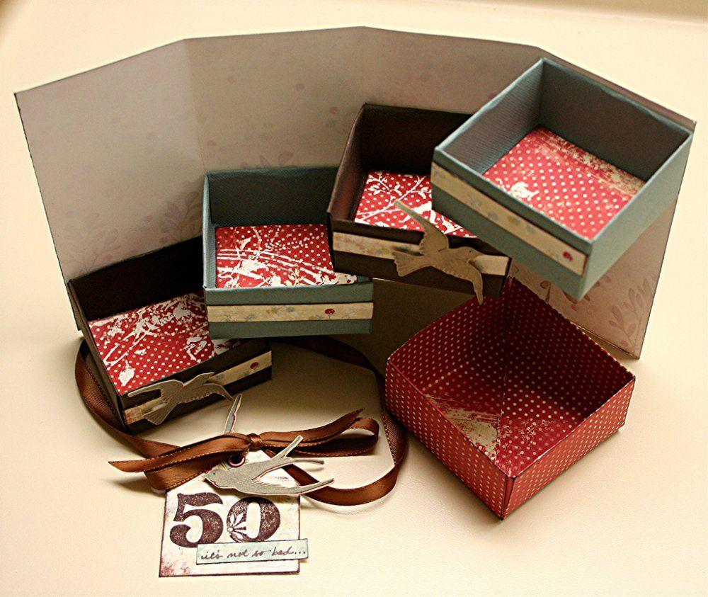 Варианты наполнителя для коробки с подарком