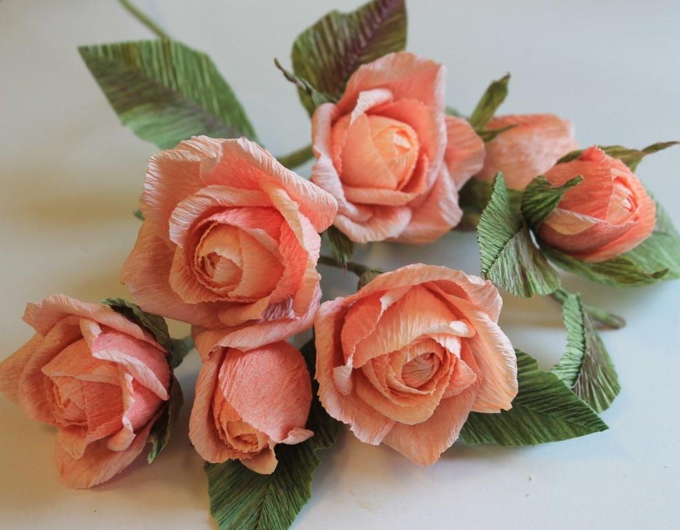 Букет чайных роз с конфетами — коробочка идей и мастер-классов