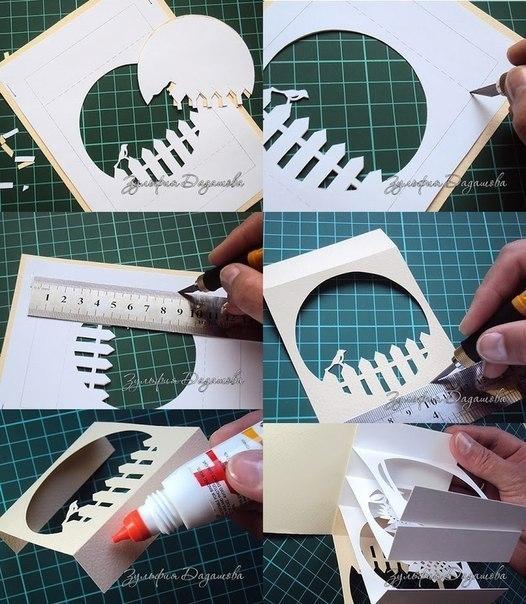 Как сделать бумажные туннели своими руками: пошаговые мастер-классы
