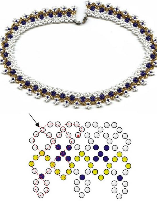 Как сделать браслет из бисера: инструкции и схемы плетения начинающим