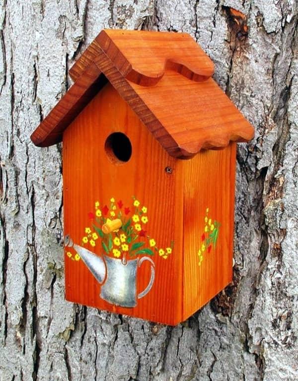 Скворечник (55 фото): что это такое и для чего он нужен? как выглядит домик для птиц? виды красивых птичьих скворечников