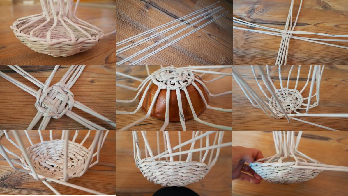 Поделки из трубочек для коктейля ? как руками можно сделать цветы, аппликации, геометрические фигуры, игрушки, мастер класс