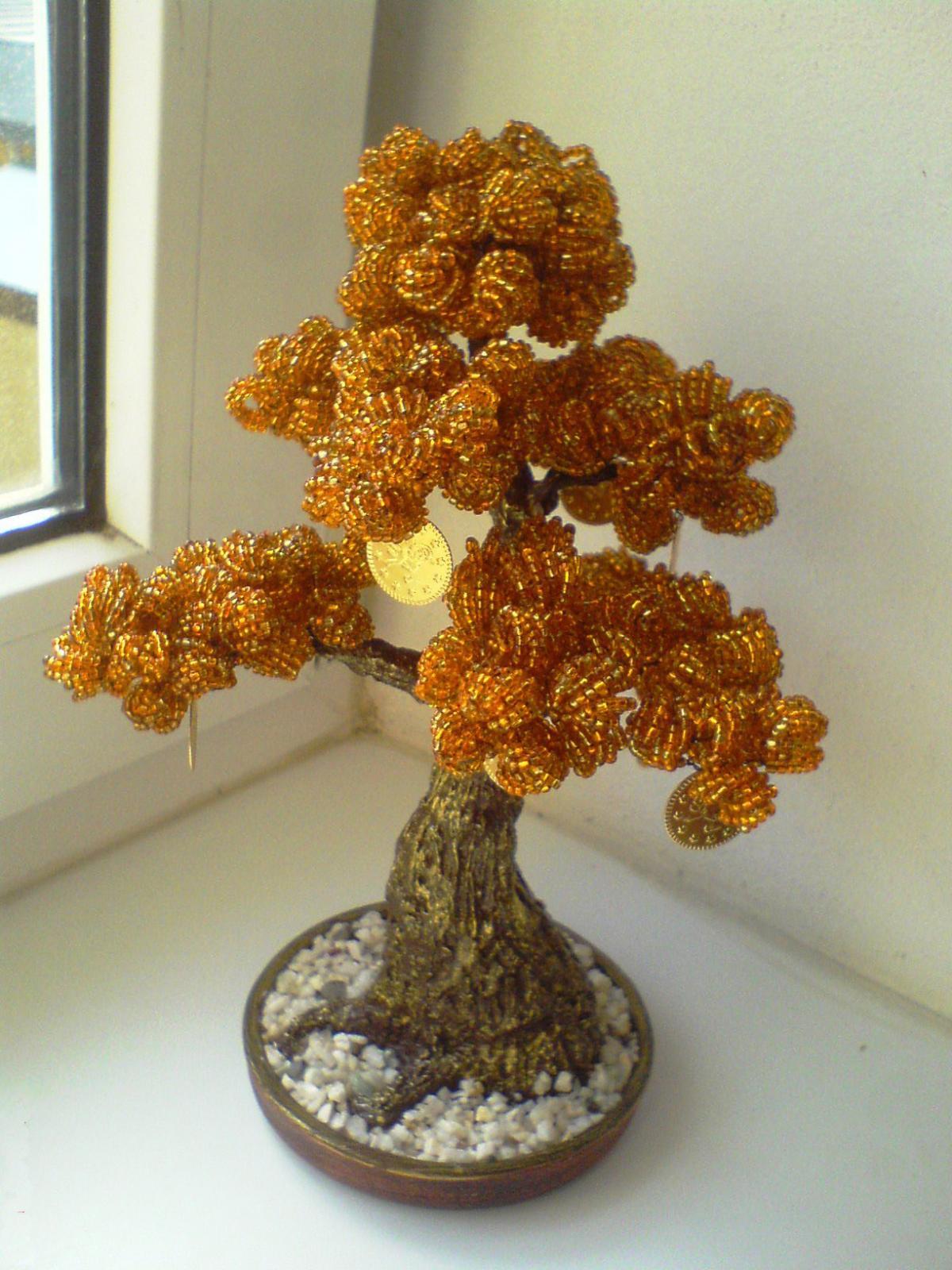 Деревья из бисера - топ-120 фото эксклюзивных деревьев из бисера. мастер-класс для начинающих с поэтапным описанием + обзоры изделий