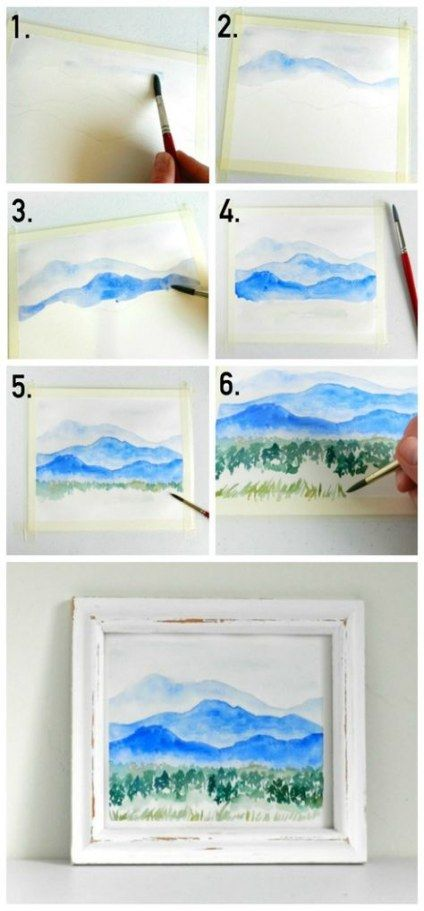 Как рисовать иллюстрации акварелью: 7 советов профессионала