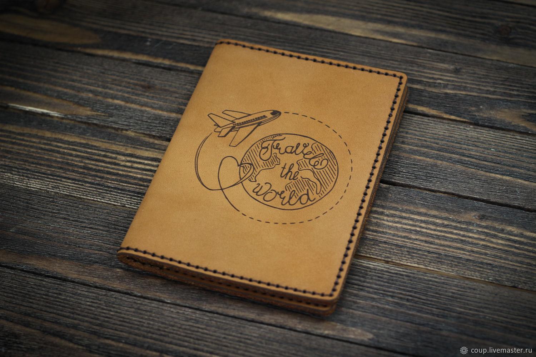 Изготовление паспортной обложки