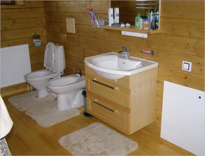 Как обустроить санузел в деревянном доме - советы по выбору месторасположения и размера, правила возведения и поэтапное описание процесса