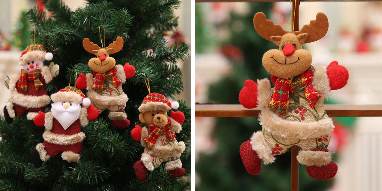 Как сделать новогодние игрушки своими руками, елочные украшения (фото)