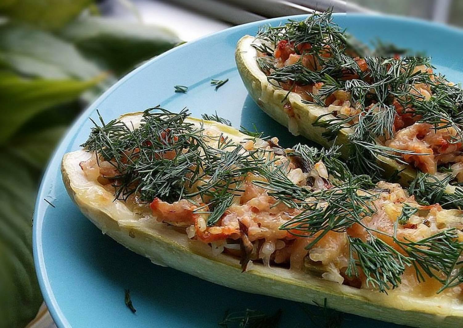 Диета кабачковая или диета на кабачках для быстрого похудения