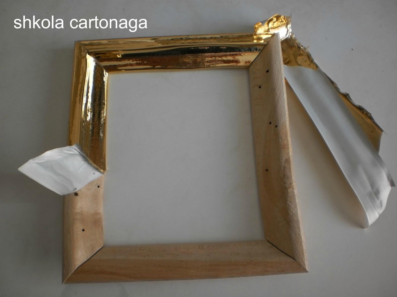Рамки для картин из плинтуса. идея-выручалочка для рукодельниц