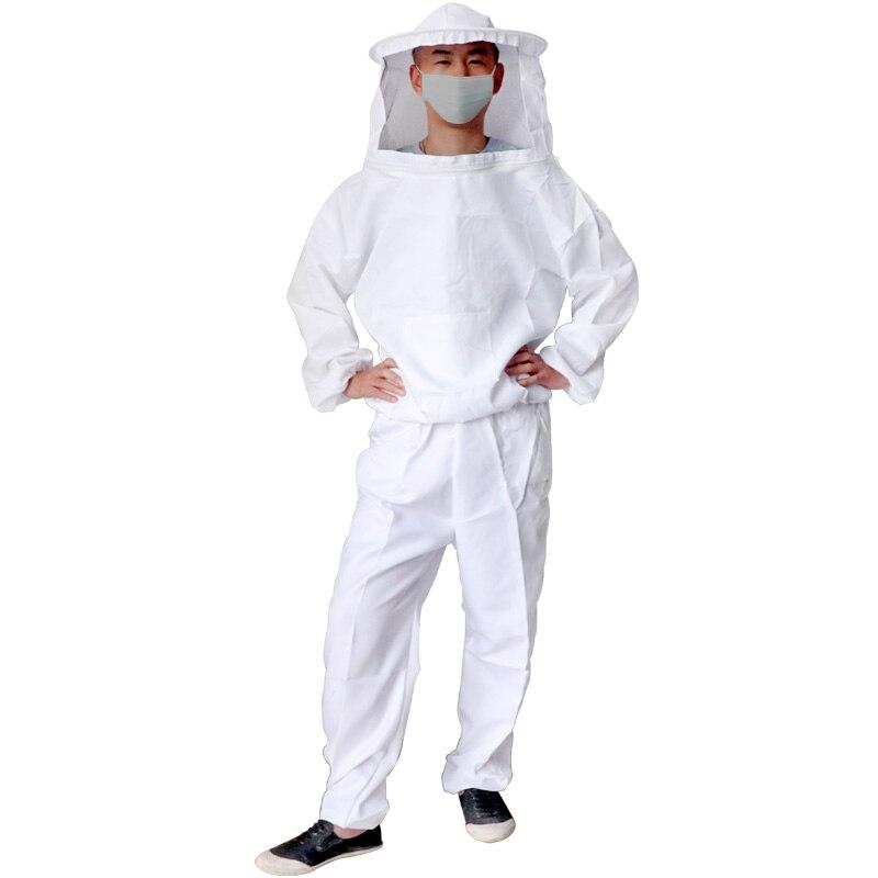 Что входит в костюм пчеловода, подробный разбор