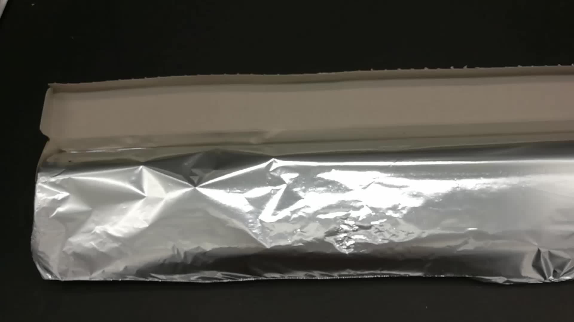Осторожно, алюминиевая фольга может быть крайне опасна!   my vitae