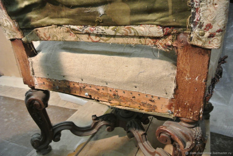 Мастерская контора к - реставрация антикварной мебели, ремонт антикварных часов, прочие услуги