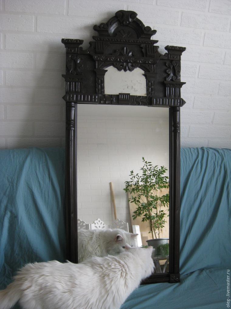 Вдыхаем жизнь в старое зеркало — своими руками