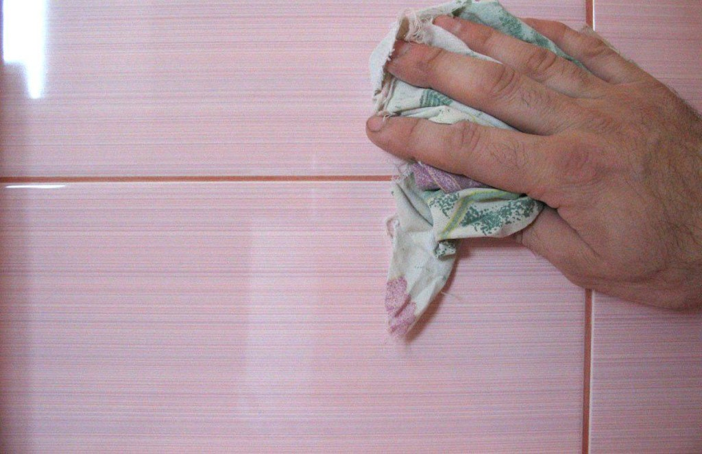 Приготовление затирки для расшивки швов: технология процесса